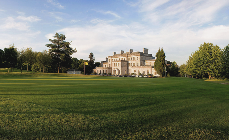 The grounds of Addington Palace are now home to a golf club