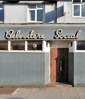 Belvedere social club