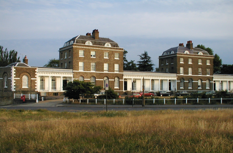 Blackheath - the Paragon