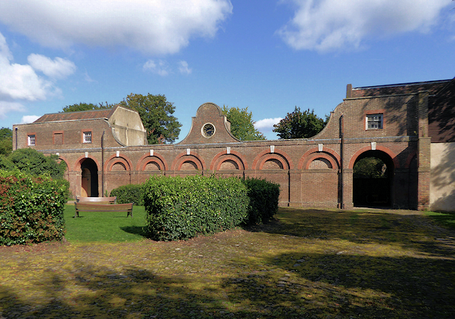 Cranford Park stable block - Andrew Bowden