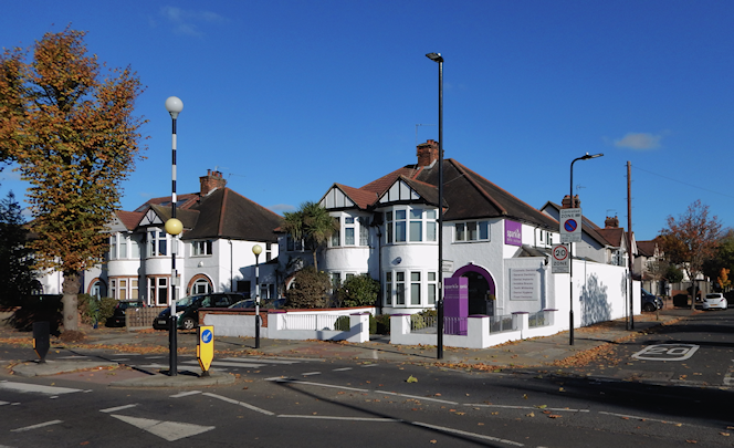 geograph-5185517-by-James-Emmans - Boston Road junction with Haslemere Avenue