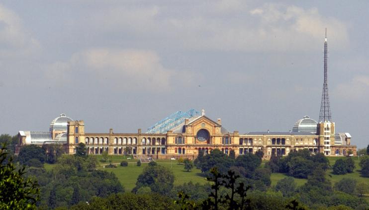 Alexandra Palace full width