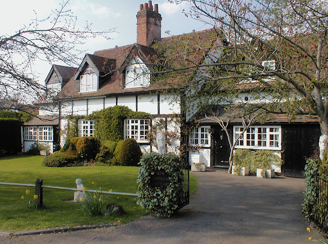 Emerson Park - house on Wingletye Lane