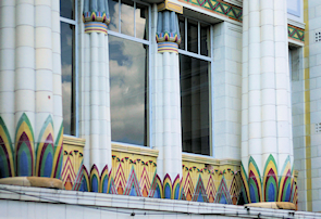 Carlton cinema façade