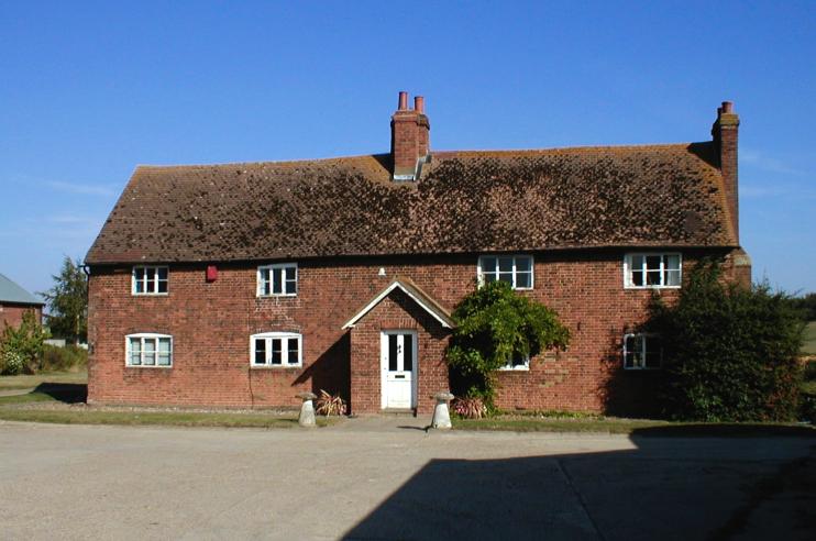Malden Rushett - Rushett Farm farmhouse
