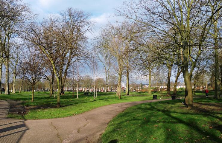 Queen's Park, London Borough of Brent, NW6, Ewan Munro