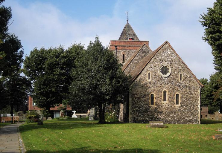 Rainham church of St Helen and St Giles - Fay1982