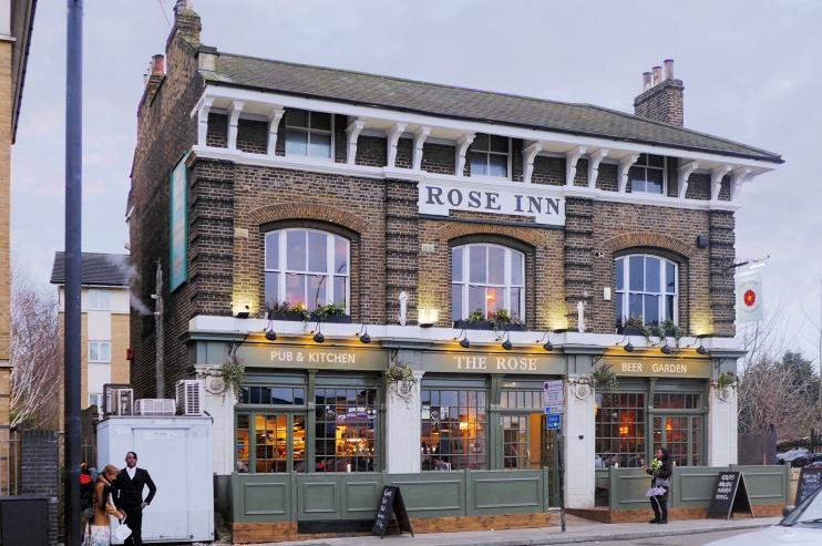 Rose Inn, Ewan Munro - Rose Inn
