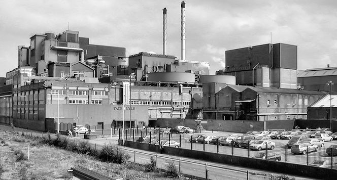 Tate & Lyle's Silvertown sugar refinery