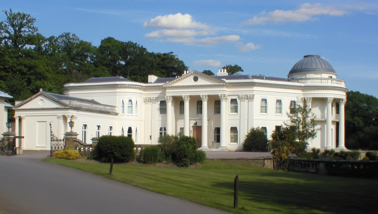 Sundridge Park - the mansion