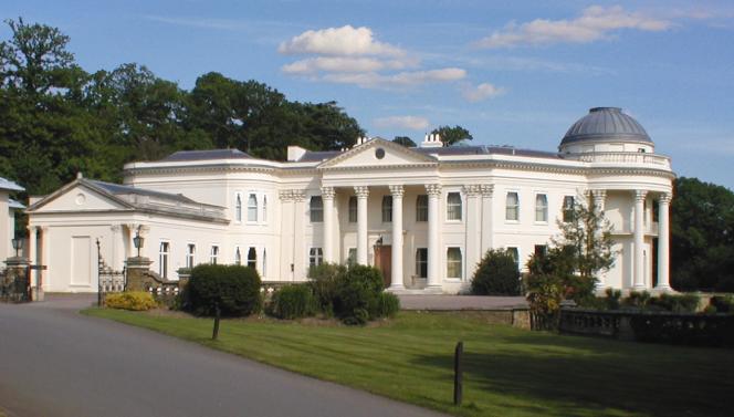 Sundridge Park - the mansion