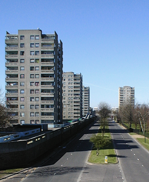 Yarnton Way, Thamesmead South