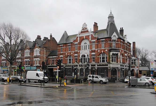 The Half Moon - Herne Hill - geograph-3839334-by-Bill-Boaden