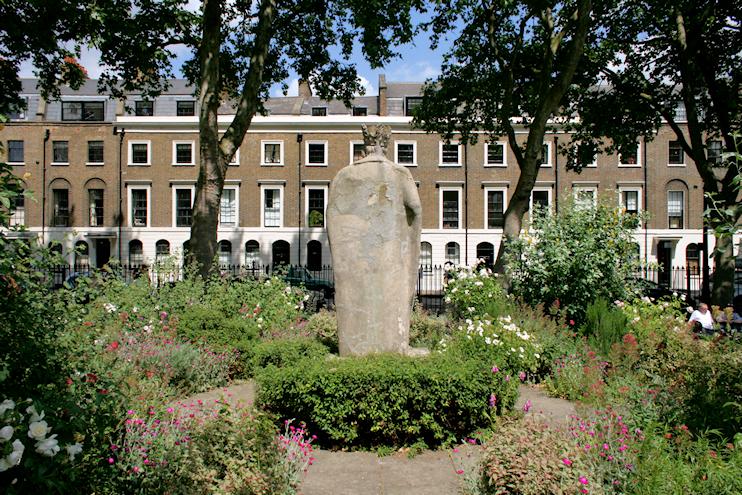 Paul Simpson - Trinity Church Square