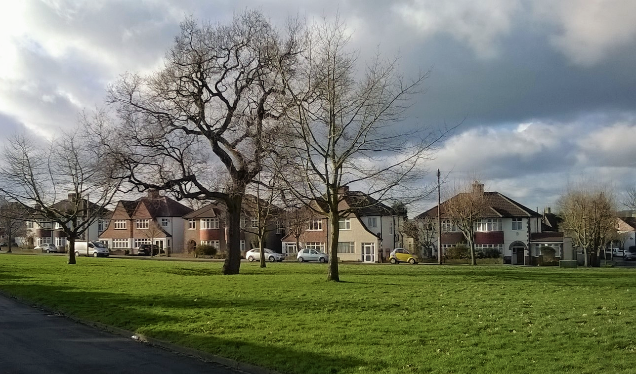 Greenview Avenue - Monks Orchard - geograph-4314172-by-Christopher-Hilton
