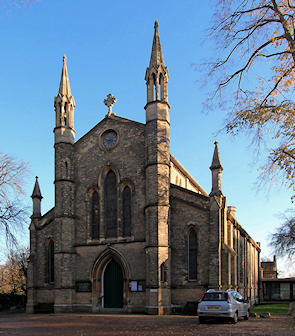 Jesus Church, Forty Hill
