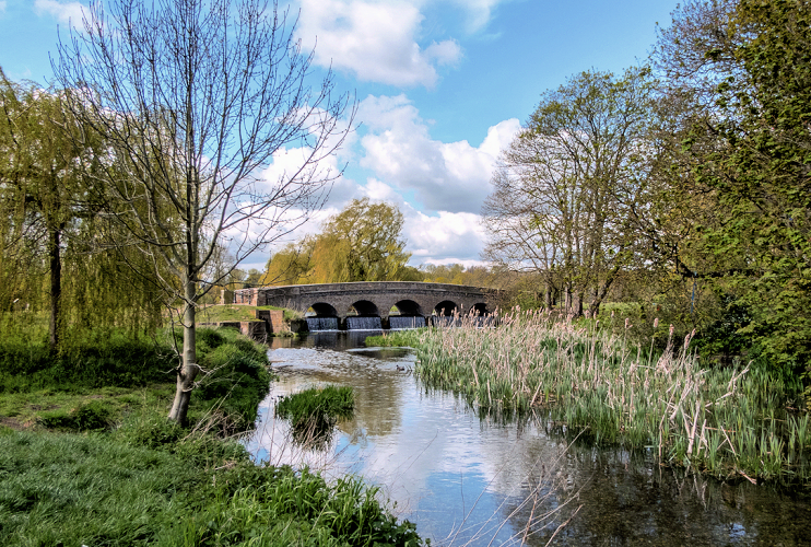 geograph-4935307-by-Christine-Matthews - Five Arches Bridge - Foots Cray Meadows