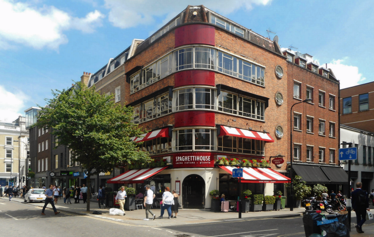 geograph-5052750-by-Des-Blenkinsopp - Spaghetti House, Goodge Street
