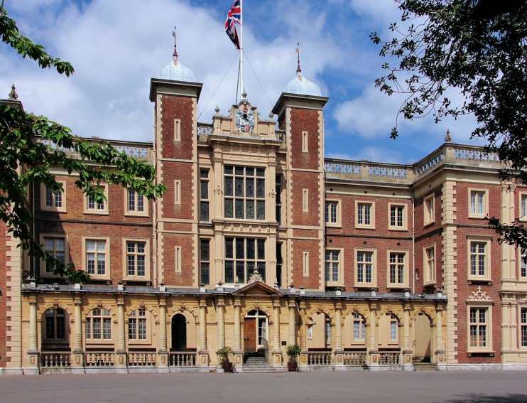 Kneller Hall by Maxwell Hamilton