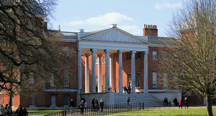 Osterley Park, Mike Foston