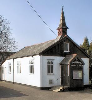 Westerham Hill Baptist church