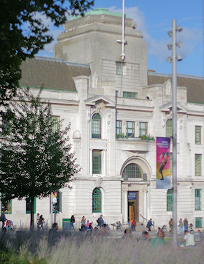 The former headquarters of the Woolwich Equitable Building Society