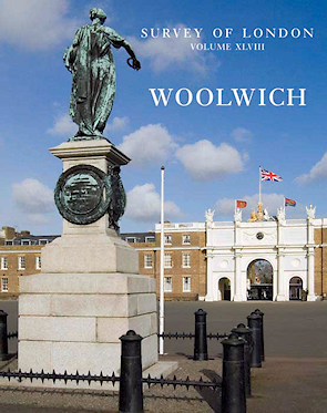 Woolwich - Survey of London - front cover