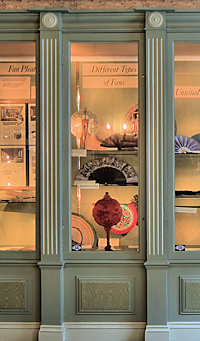 An elegant display case