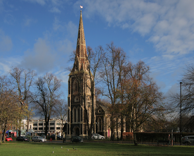Christ Church Turnham Green 2015