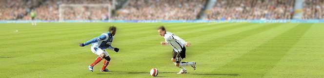 action and reaction at Craven Cottage