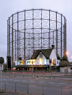 Gasometer and That*