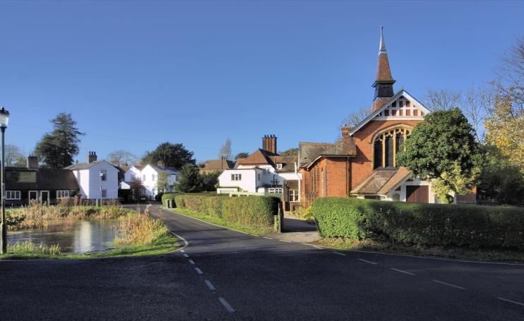 Mill Hill Village