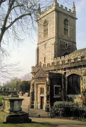 St Dunstan and All Saints*