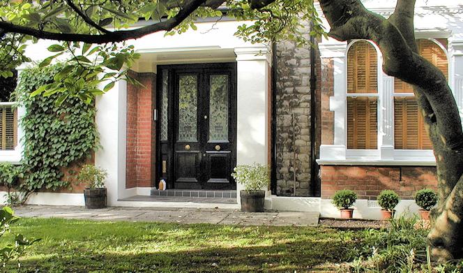 Wandsworth Common - 49 Heathfield Road, with stones from Old London Bridge