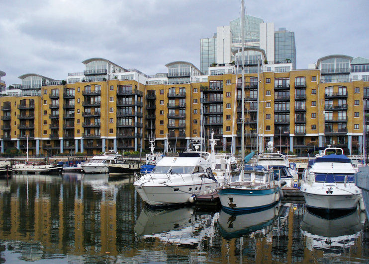 St Katharine Docks - East Dock - geograph-4223129-by-Colin-Smith