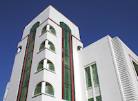 Hoover Building west wing