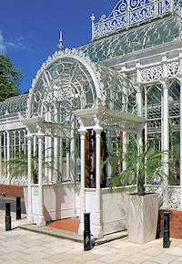 Horniman museum conservatory