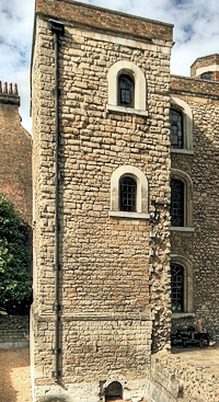 The Jewel Tower exterior
