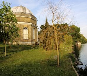 Garricks Temple to Shakespeare