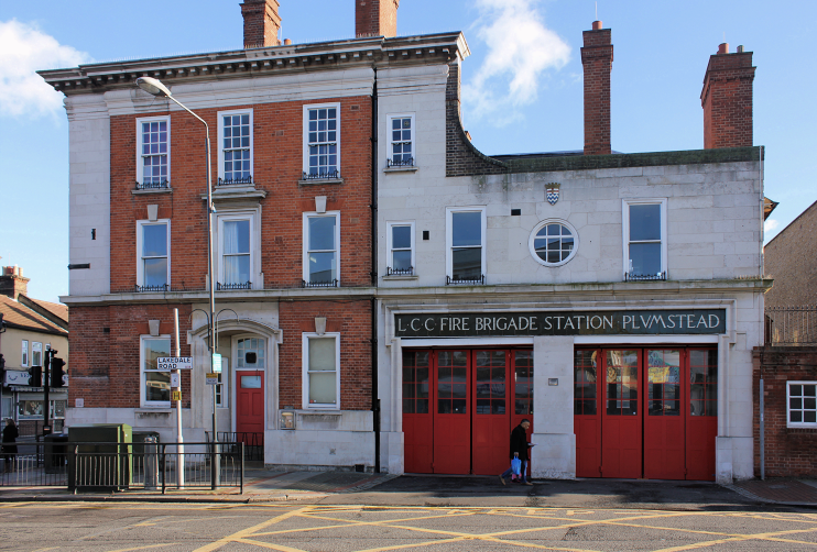 Plumstead fire station