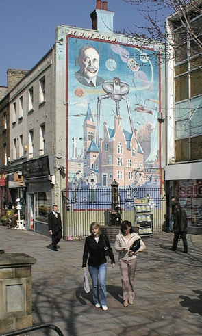 Bromley Market Square, photographed c.2002