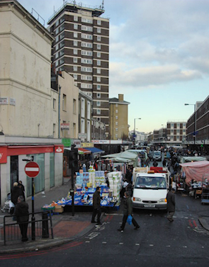Church Street: an authentically unglamorous London street market
