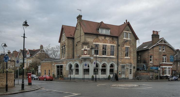 The Grange public house