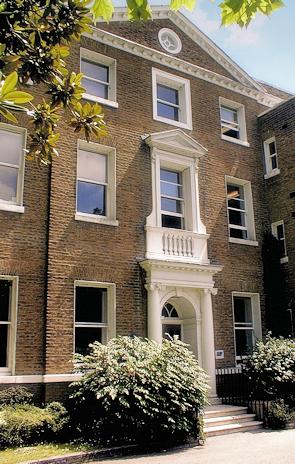 Enfield Register Office, Gentleman's Row, Enfield Town