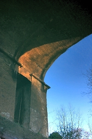 An arch of Wharncliffe Viaduct