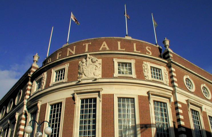 Hidden London: Kingston, Bentalls