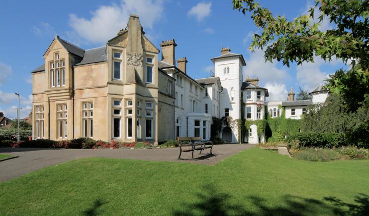 Stephens House and Gardens