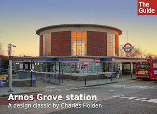 Arnos Grove station - a design classic by Charles Holden