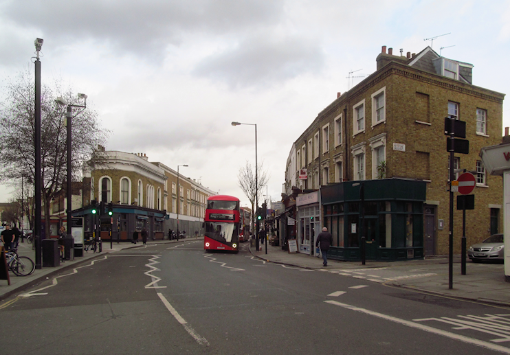 London Islington February 23 2015 003 Caledonian Road