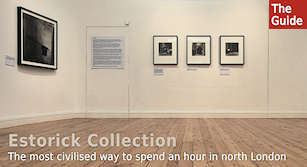 The Estorick Collection of Modern Italian Art, the most civilised way to spend an hour in north London